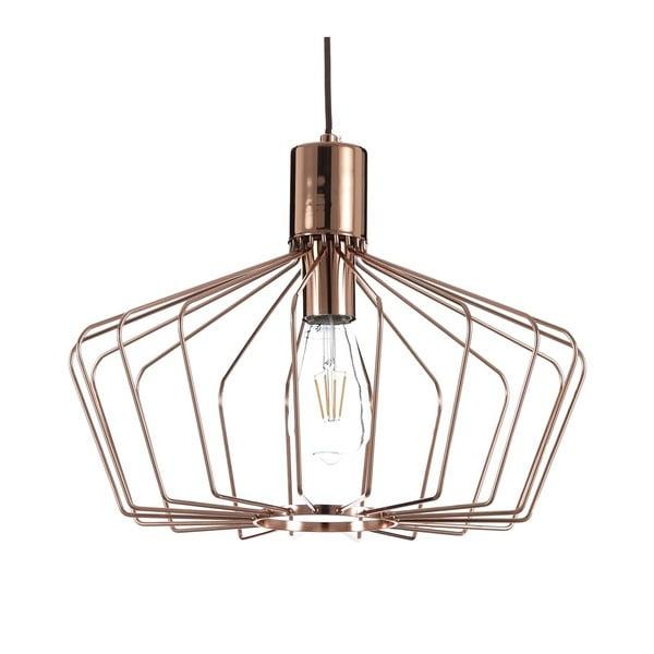 Lampa wisząca w kolorze miedzi Tomasucci Copper