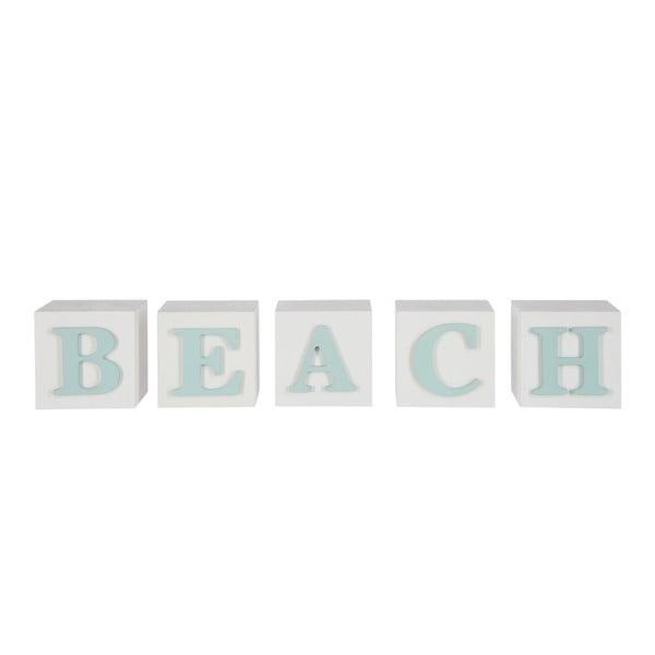 Dekorativní kostky BEACH