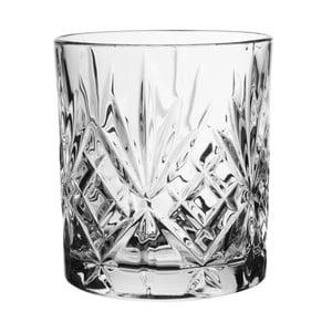 Sada 4 ks sklenic Melodia Whisky