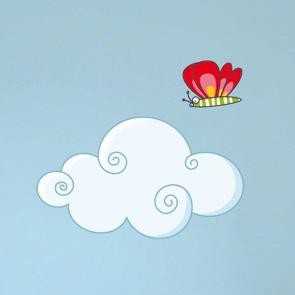 Samolepka Cloud