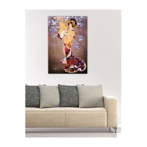 Obraz Geisha, 60x40 cm