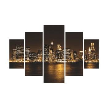 Tablou din 5 piese New York City de la Unknown