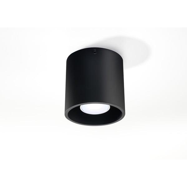 Plafonieră Nice Lamps Roda 1 Black