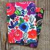 Sada 2 zápisníků Portico Designs Bold Floral, 100stránek