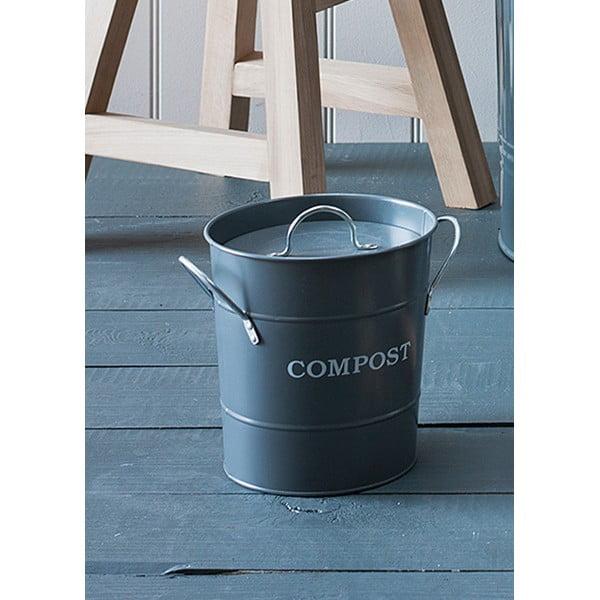 Domácí kompostér In Charcoal