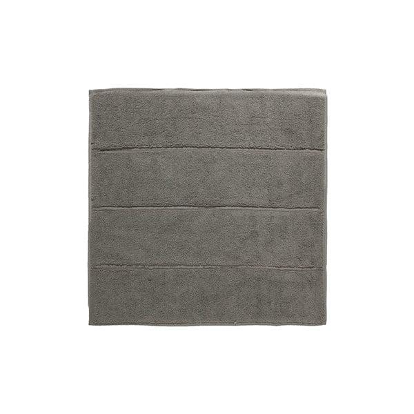 Koupelnová předložka Adagio 60x60 cm, šedá
