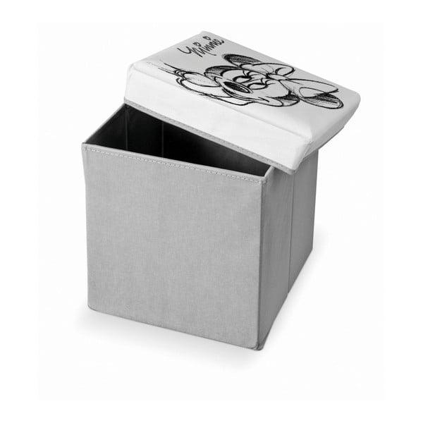 Cutie depozitare Domopak Minnie, înălțime 30 cm