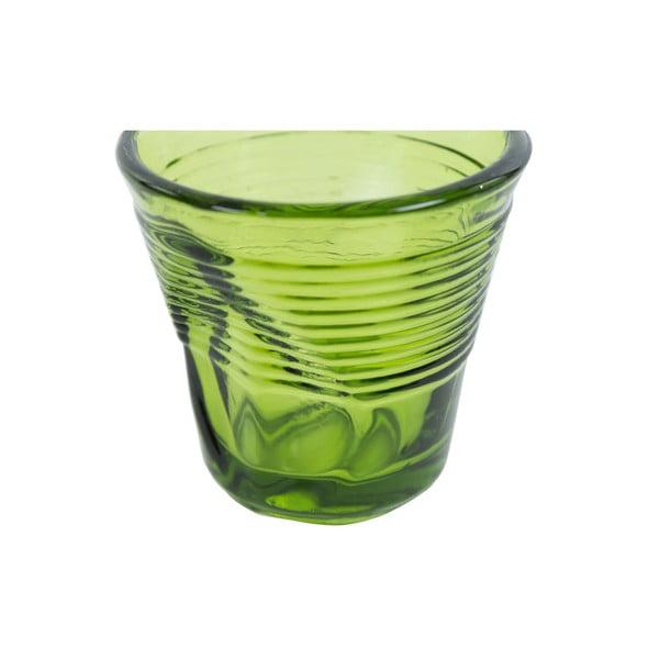 Sada 6 sklenic Kaleidos 115 ml, zelená