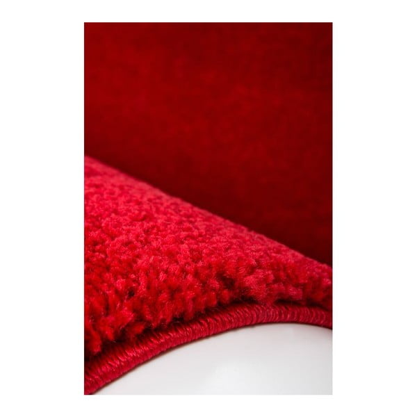 Koberec Cuba Basic 510 Red, 80x150 cm