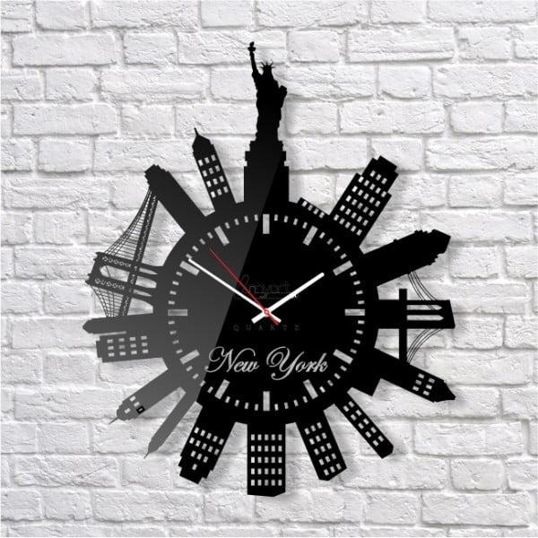 Nástěnné hodiny New York USA