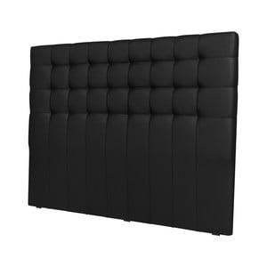 Tăblie pat Cosmopolitan design Torino, lățime182cm, negru