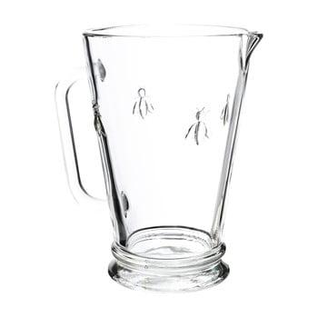 Carafă din sticlă La Rochére Abeille, 1 l poza