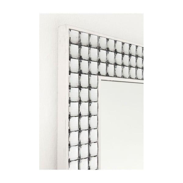 Nástěnné zrcadlo Kare Design Crystals, 120x80cm