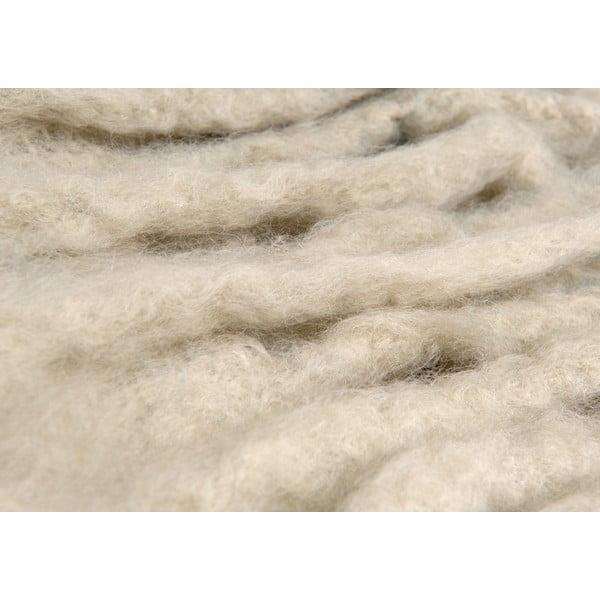 Pléd Soft Taupe, 130x170 cm