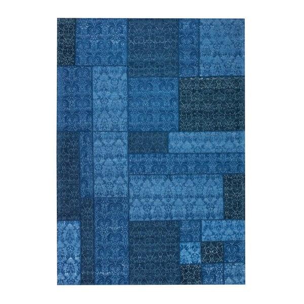 Koberec Patchwork 13 Blue, 170x240 cm