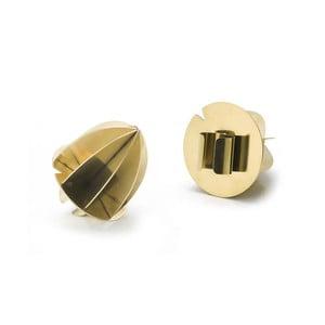 Storcător citrice, formă de inel e-my Cidrus, auriu
