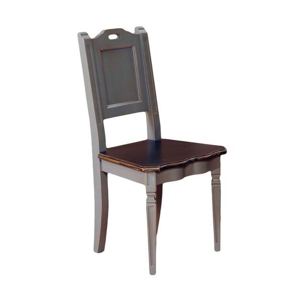 Jídelní židle Transilvania Belgique Grey
