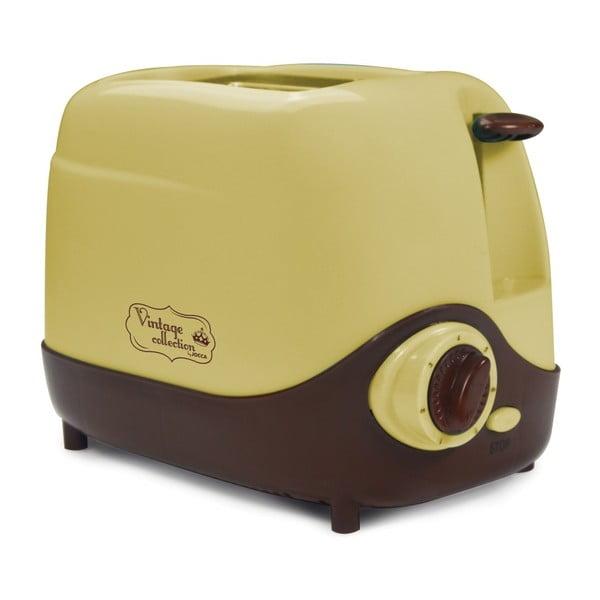Kremowy toster JOCCA Vintage