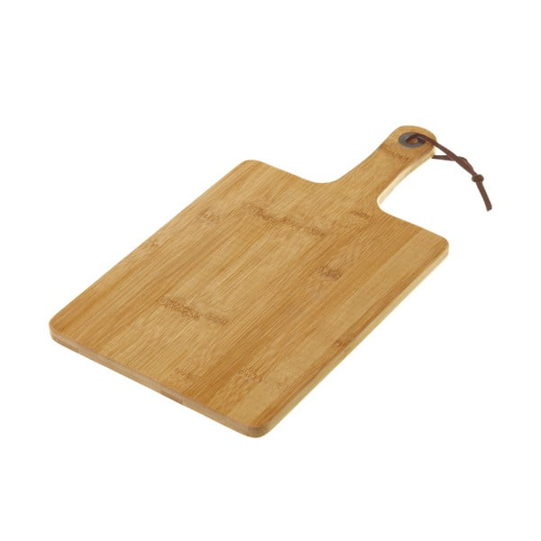 Krájacia doska z bambusu Unimasa Chef, 28 × 20 cm