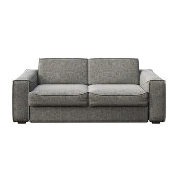 Canapea cu 3 locuri MESONICA Munro, gri imagine