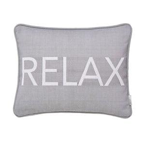 Povlak na polštář Relax Grey