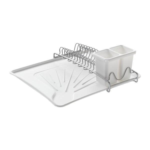 Odkapávač nádobí Metaltex Wave-Tex, 35 x 21 cm