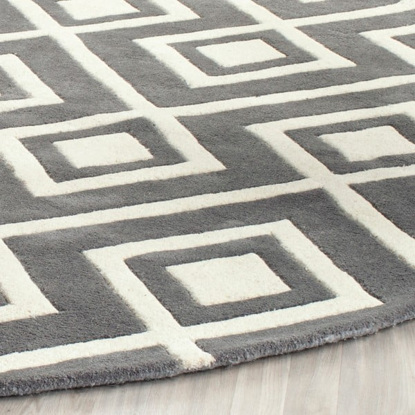 Vlněný koberec Sloane, 60x91 cm