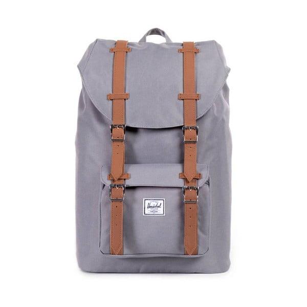 Szary plecak Herschel Little America, 25 l