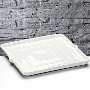 Servírovací tác Luxury Porcelain, 27x27 cm