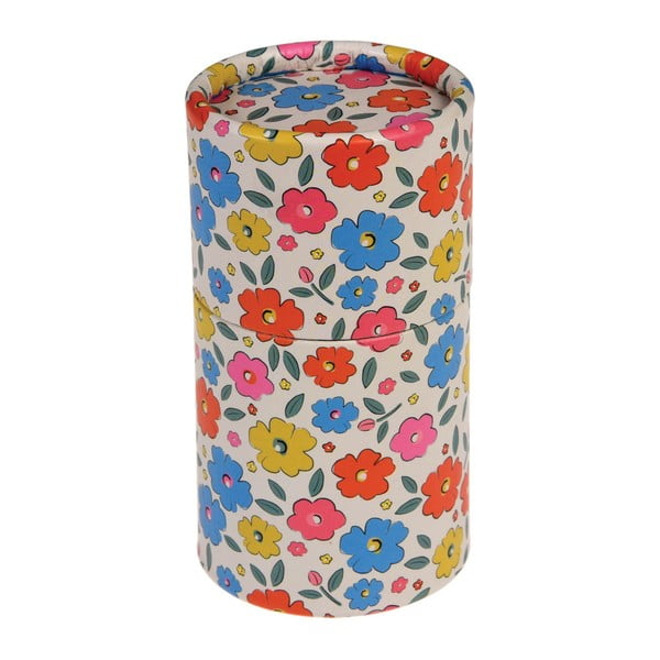 Sada 36 pastelek Rex London Floral Maze
