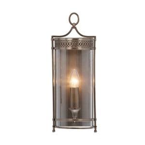 Nástěnné svítidlo v bronzové barvě Elstead Lighting Guidhaill Dark Bronze