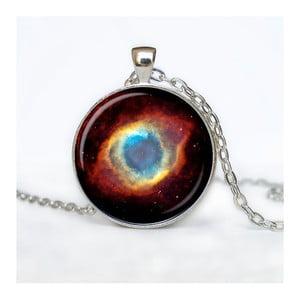 Dámský řetízek s přívěskem Butoni de Camasa Galaxy Eye