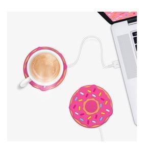 USB ohřívač na nápoje Just Mustard Donut