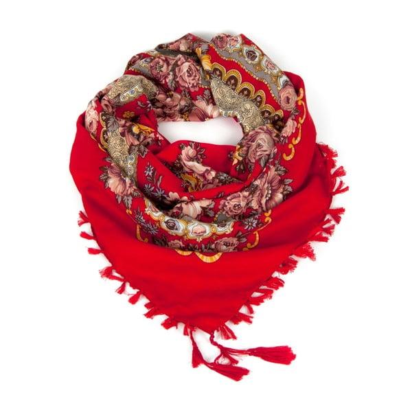 Šátek Oura Red