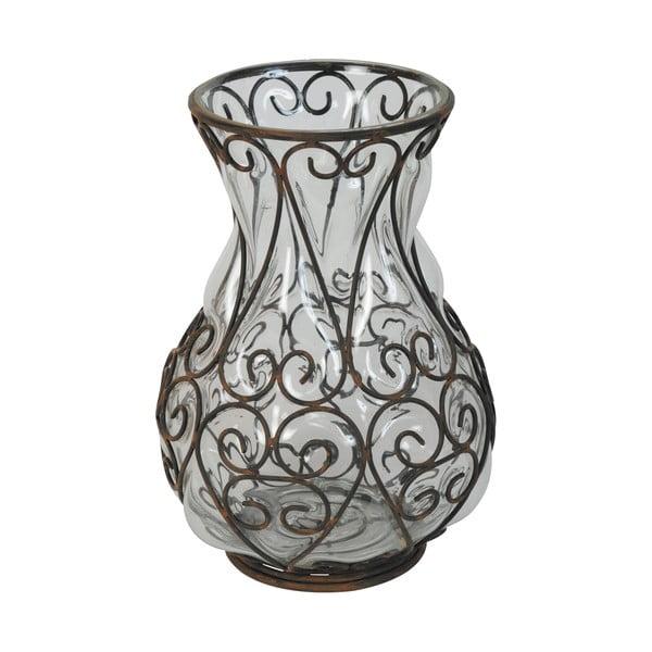 Váza Antic Line Verre, výška 27cm