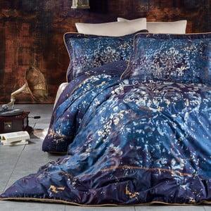 Sada ložního prádla z bavlněného saténu Marie Lou Damask