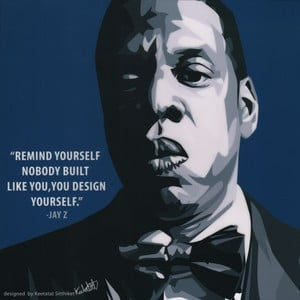 Obraz Jay Z