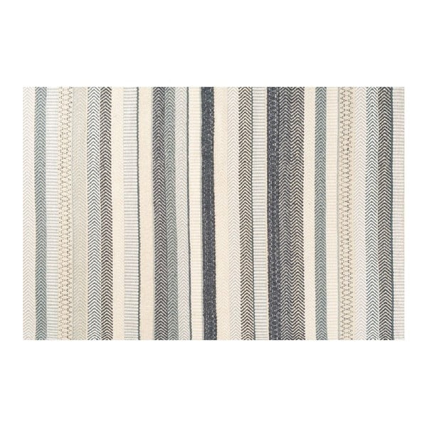 Vlněný koberec Mariko Beige, 170x240 cm