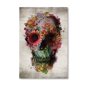 Autorský plakát Skull Two