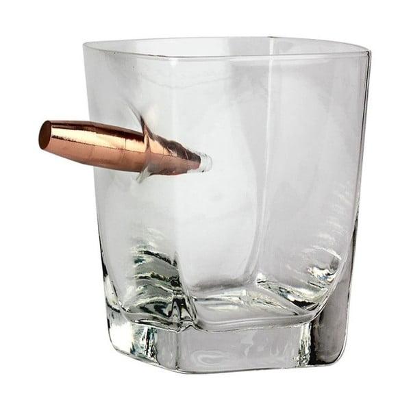 Last Man Standing whiskeys pohár tölténnyel - Gift Republic