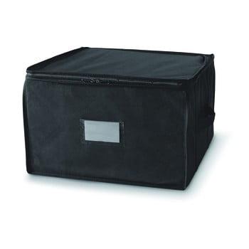 Cutie de depozitare cu fermoar Compactor Compress Pack, 125 l, negru imagine