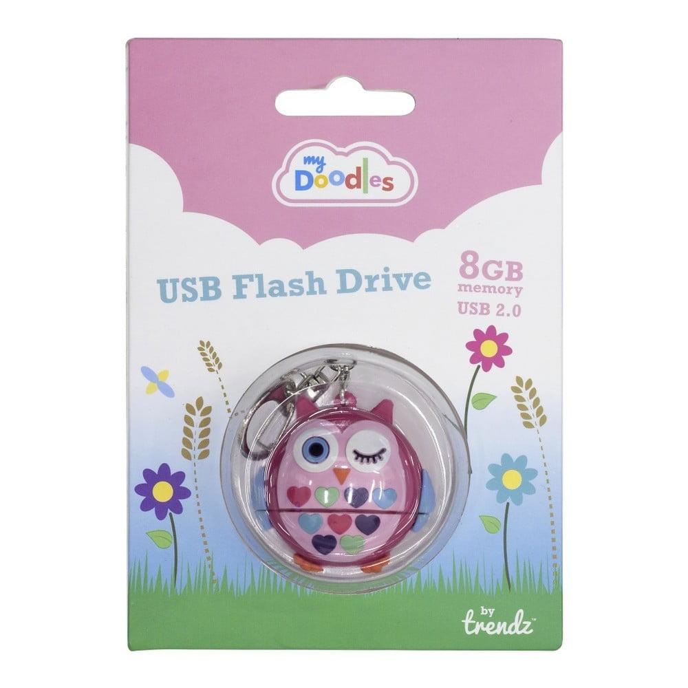 ... Dětský USB flash disk My Doodles Owl d6fece5710c