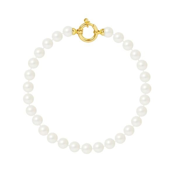 Náramek s říčními perlami Evgenios