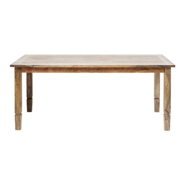 Jídelní stůl z mangového dřeva Kare Design Desert Queen, 140x70cm
