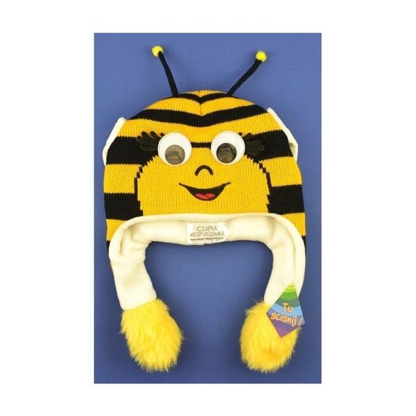Dětská čepice Bee