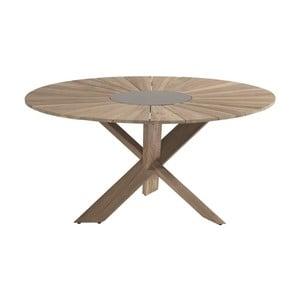 Zahradní stůl z teakového dřeva Hartman Provence, ø150cm