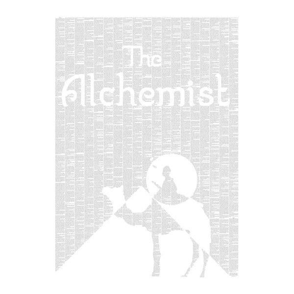 Knižní plakát Alchymista, 50x70 cm