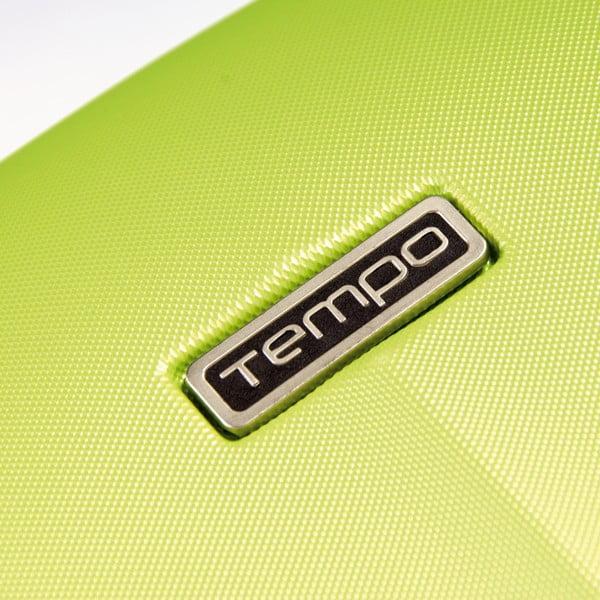 Sada 2 kufrů Tempo, zelená