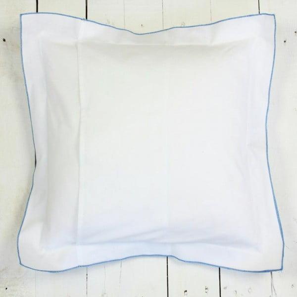 Povlak na polštář Basic Blue, 40 x 40 cm