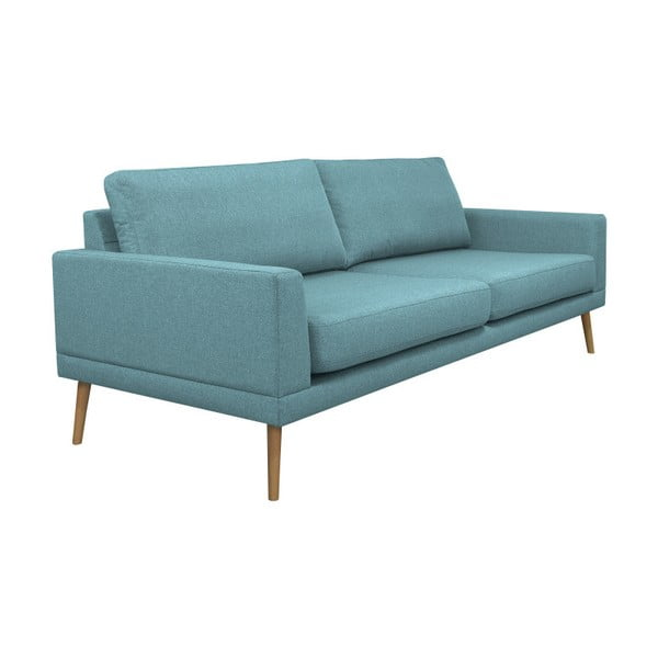 Modrá trojmístná pohovka Windsor & Co Sofas Vega